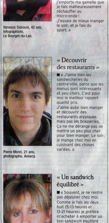 Dauphiné Libéré -4fevrier2009 - Page7