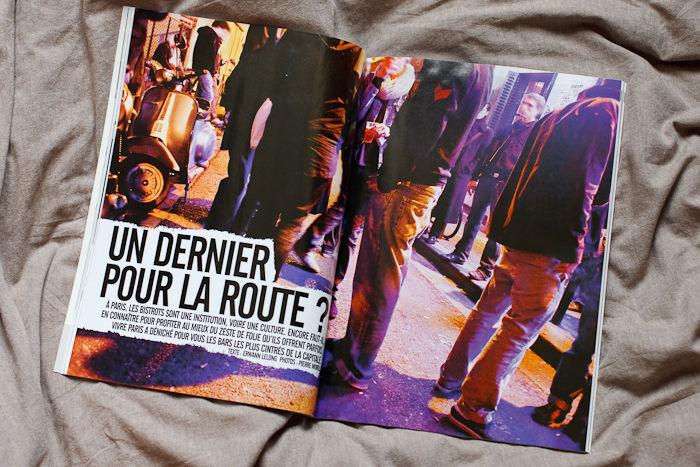 Exemplaire de Vivre Paris