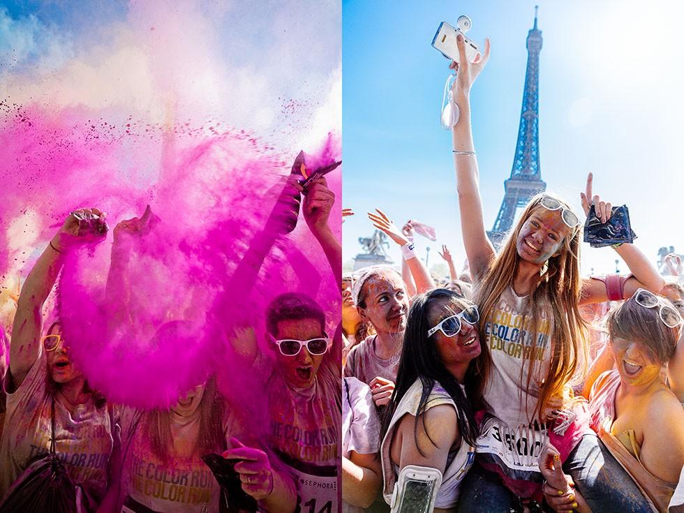 The Color Run Paris 2015